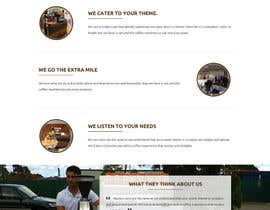 #5 para Design a Website Mockup for a Mobile Coffee Business de hkkmalinda