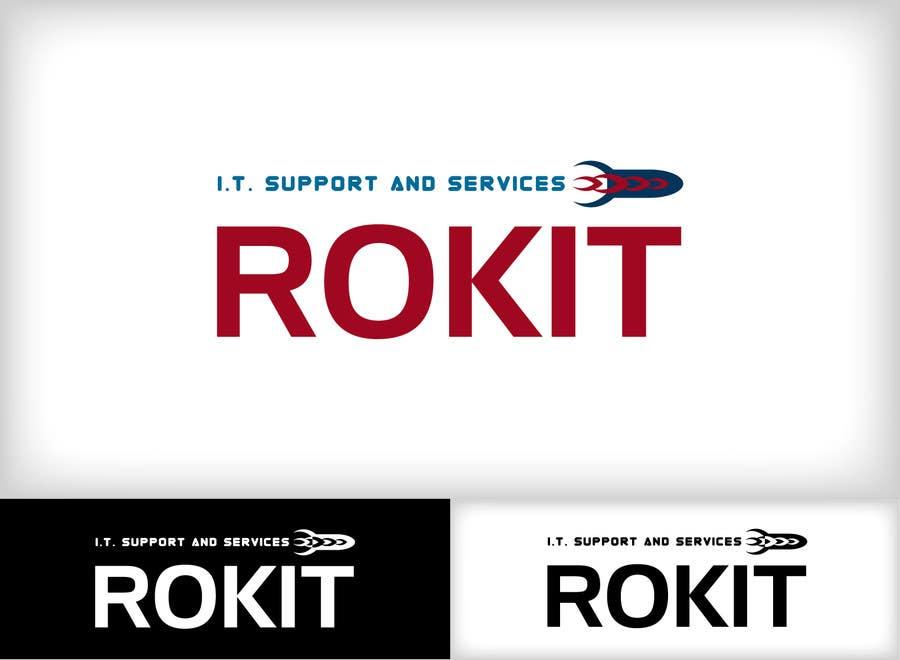 Kilpailutyö #328 kilpailussa Logo Design for an IT Support and Services Company