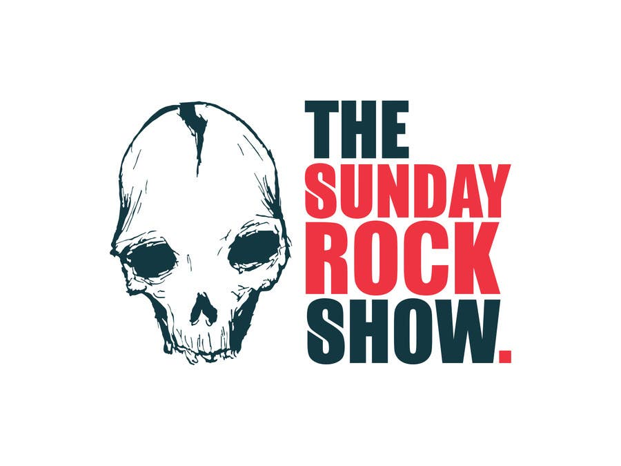 Contest Entry #13 for Design a Logo for The Sunday Rock Show