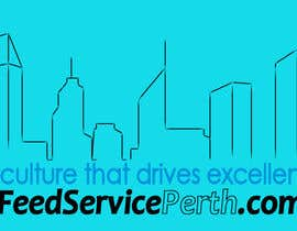 nº 14 pour Logo Design for FeedServicePerth.com par MilosRankovic