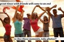 Illustrate new homepage photos with tag line/slogan for 22Photo.com için Photoshop23 No.lu Yarışma Girdisi