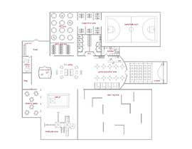 #14 for Floor plan/interior ideas for gaming business by arkRogelio