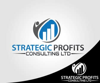 alikarovaliya tarafından Design a Logo for Strategic Profits Consulting Ltd için no 47