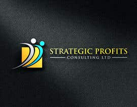 nº 114 pour Design a Logo for Strategic Profits Consulting Ltd par BlackWhite13