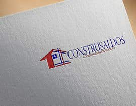 #26 for Design a Logo for CONSTRUSALDOS.COM by stojicicsrdjan