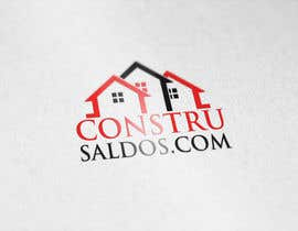 #125 for Design a Logo for CONSTRUSALDOS.COM by TheTigerStudio