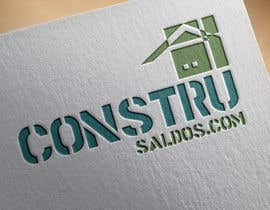 #65 for Design a Logo for CONSTRUSALDOS.COM by granwakko
