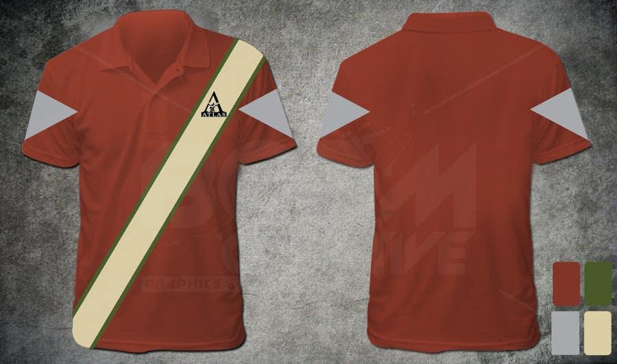Contest Entry #18 for Polo shirt Design