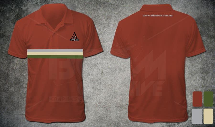 Contest Entry #20 for Polo shirt Design