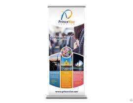 nº 10 pour Design a Banner Stand for Exhibition par bexony