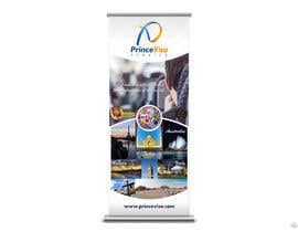 nº 32 pour Design a Banner Stand for Exhibition par bexony