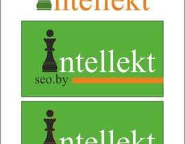 #35 สำหรับ Разработка логотипа для сайта http://intellect.devtest.malevich.com.ua/ โดย pona288