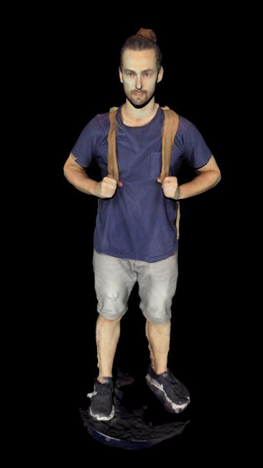 Konkurrenceindlæg #                                        2                                      for                                         Do some 3D Modelling for retouch