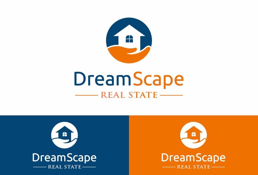 Penyertaan Peraduan #                                        34                                      untuk                                         Logo Design for a real estate investment site