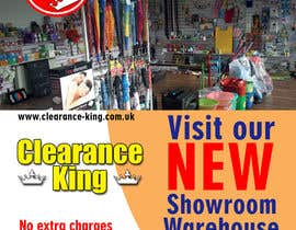 #22 for Design a Flyer for Clearance King by tlacandalo