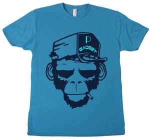 #6 for Design a T-Shirt for pgadget af ezaz09