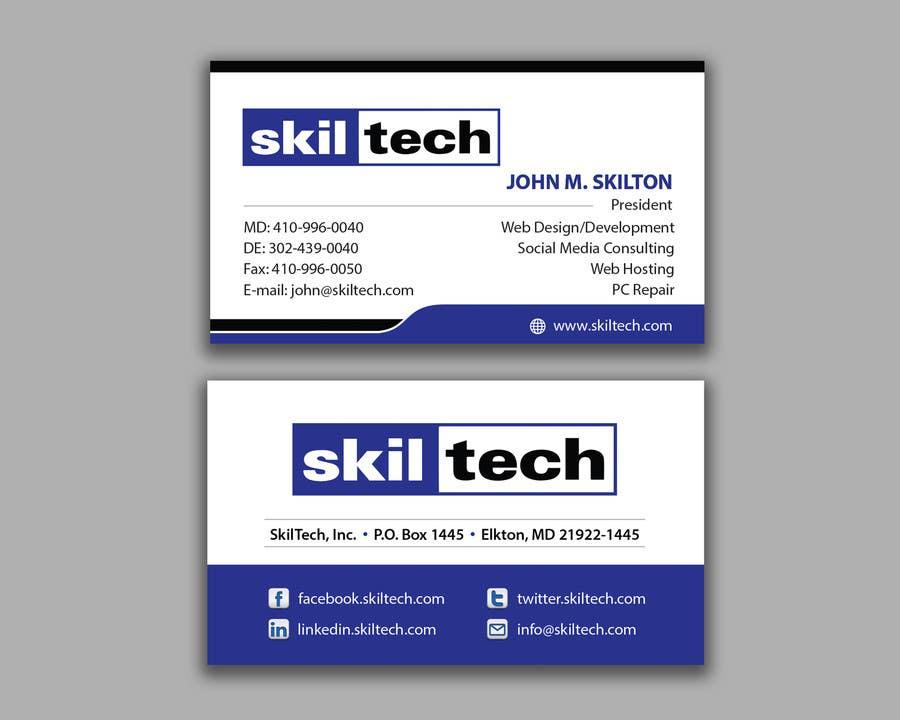 Konkurrenceindlæg #166 for Design Business Cards