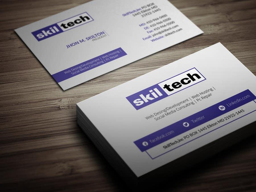 Konkurrenceindlæg #48 for Design Business Cards