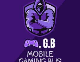#56 for Names - MobileGamingBus - & - GameInBus — Need a logo designed for my gaming bus as photo shows, it needs to be clever and possibly include a PlayStation controller or similar kind of art by medlancer212