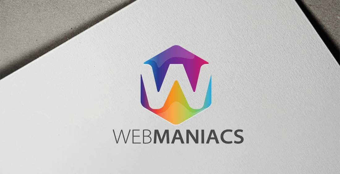 Inscrição nº 28 do Concurso para Develop a Corporate Identity for webmaniac