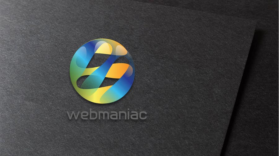 Contest Entry #                                        50                                      for                                         Develop a Corporate Identity for webmaniac
