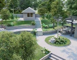#29 untuk Design back garden oleh vadimmezdrin