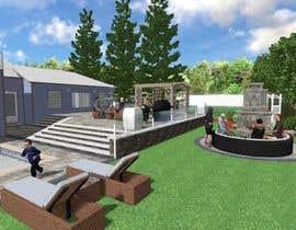 #63 untuk Design back garden oleh SyedaAkter