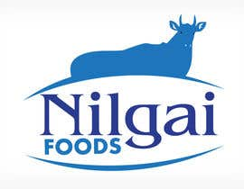 tarakbr님에 의한 Logo Design for Nilgai Foods을(를) 위한 #21