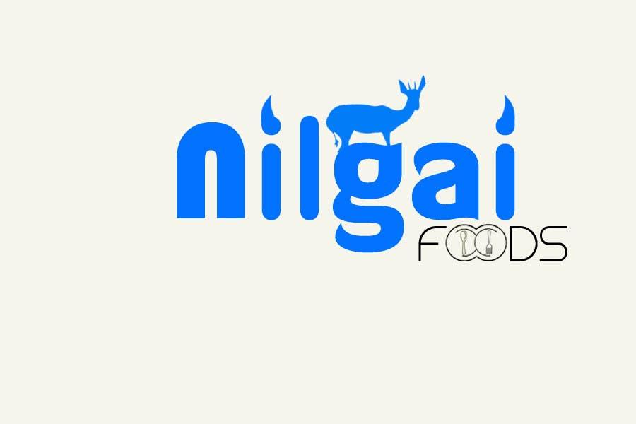 Contest Entry #276 for Logo Design for Nilgai Foods