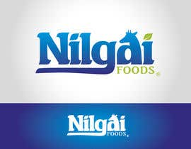 #89 для Logo Design for Nilgai Foods від ivandacanay