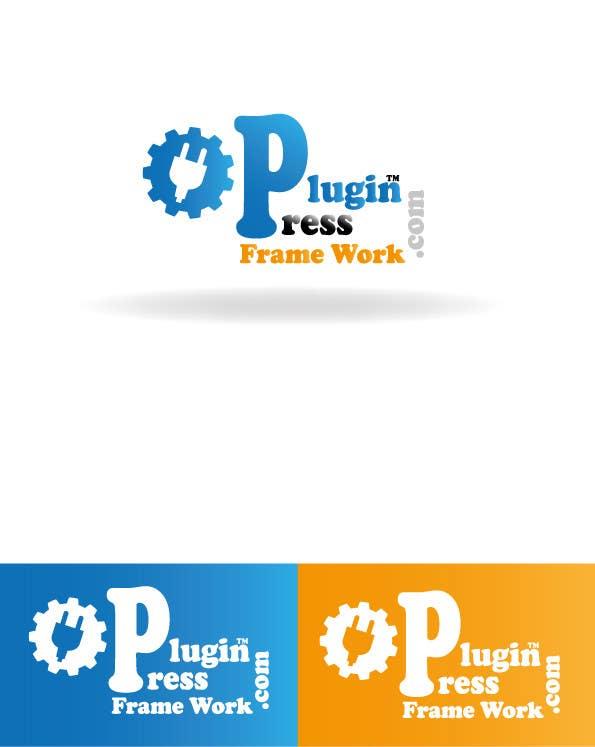 Konkurrenceindlæg #                                        28                                      for                                         Logo Design for Pluginpressframework.com