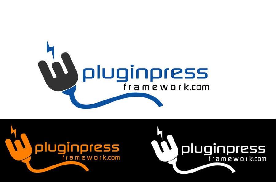 Konkurrenceindlæg #                                        27                                      for                                         Logo Design for Pluginpressframework.com