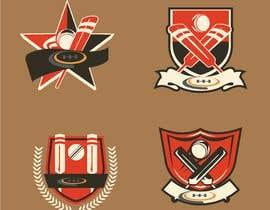 #48 for Cricket Bat Sticker design af sharminnaharm