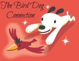 "#12 untuk Design a Logo for ""The BirdDog Connection"" oleh vishnuaj96"