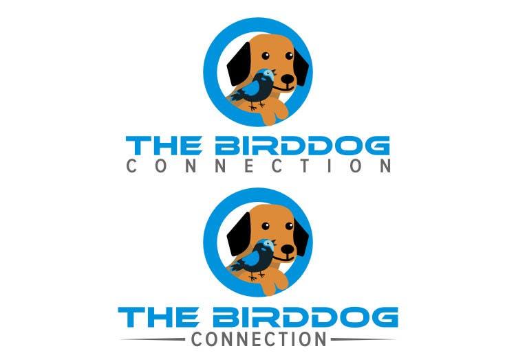 """Konkurrenceindlæg #                                        10                                      for                                         Design a Logo for """"The BirdDog Connection"""""""