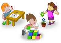 Illustration Entri Peraduan #30 for illustrations for books, posters, preschool activities