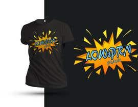 #93 for t shirt design designen by shaowna21