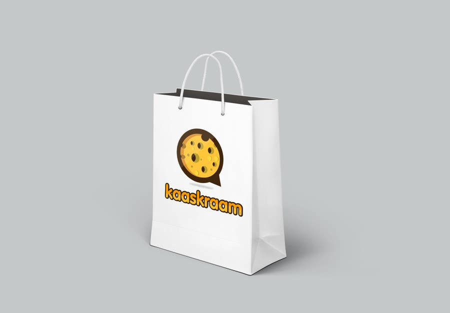 Konkurrenceindlæg #43 for Design a Logo for Cheese Webshop KaasKraam