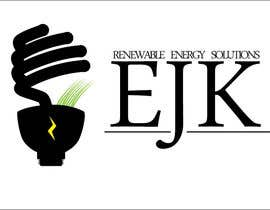 #21 untuk Deign a Logo and Business Card for EJK Renewable Energy Solutions oleh ManuG1