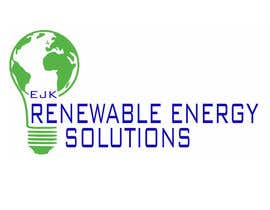 #60 untuk Deign a Logo and Business Card for EJK Renewable Energy Solutions oleh xtxskif