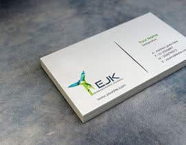 #55 cho Deign a Logo and Business Card for EJK Renewable Energy Solutions bởi sankalpit