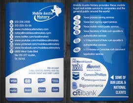 #25 for Revamp Existing Business Card Into a Modern Clean Design af RERTHUSI