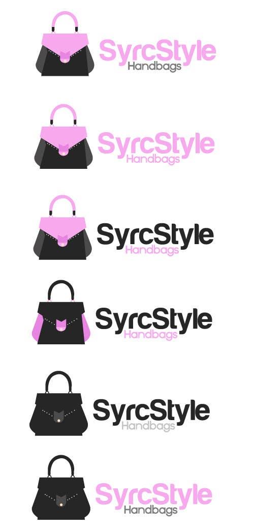 Contest Entry #                                        4                                      for                                         Logo and Website Banner Design for a Handbag Website