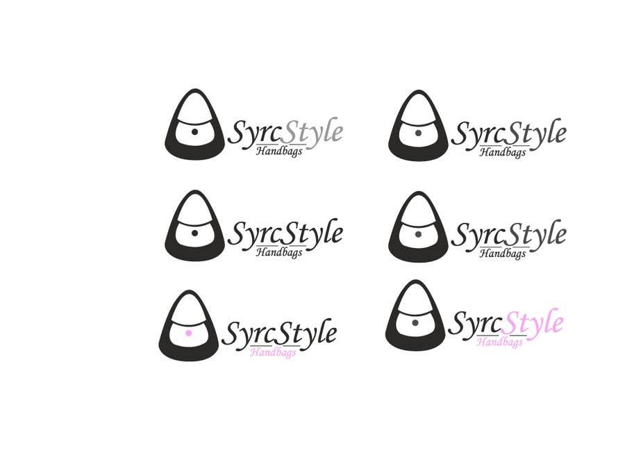Contest Entry #                                        14                                      for                                         Logo and Website Banner Design for a Handbag Website