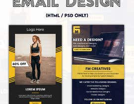 #9 for Marketing Email templates by fmcrtvs