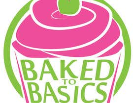 #275 for Design a Logo for B.a.k.e.d to Basics af brissiaboyd