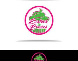 #216 for Design a Logo for B.a.k.e.d to Basics by AalianShaz