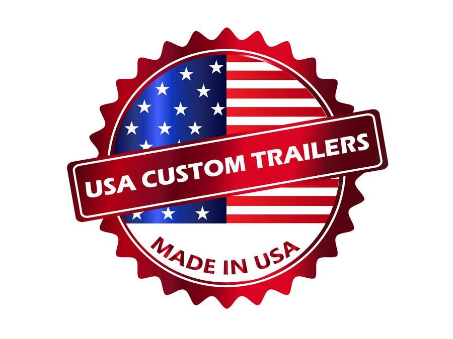 Konkurrenceindlæg #                                        24                                      for                                         USA Custom Trailers