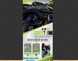 #40 for Design a Popup Banner for Exhibition by inventivegraphic