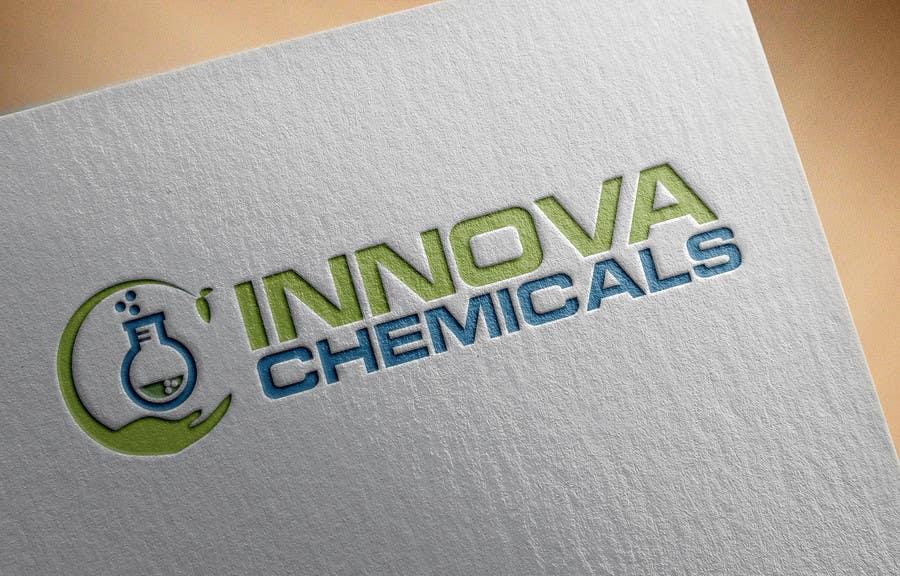 Konkurrenceindlæg #92 for Design a Logo for INNOVA CHEMICALS